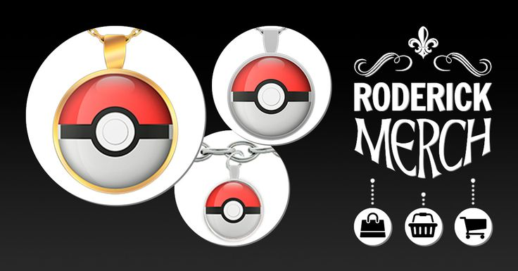 Poke Me Go Jewels. If you are a fan of the game, why not grab this stylishly discreet design today. Go on and pick one in your favourite colour now, with matching gear. #Game #Jewellery #Pokemon