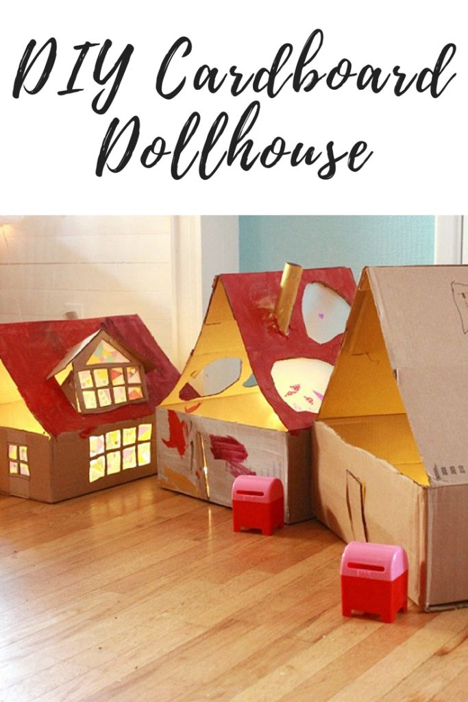 Your Model Home: 109 Best Make Your Own Doll House Images On Pinterest