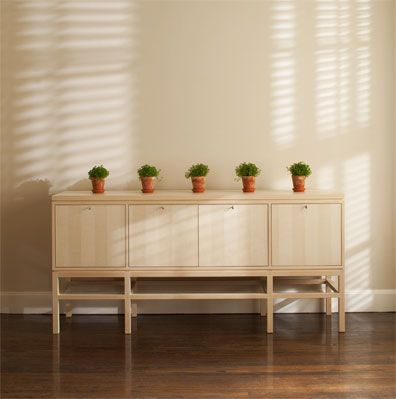 Storage - ANDERS BUFFET | Furniture Collection by Maxine Snider Inc.