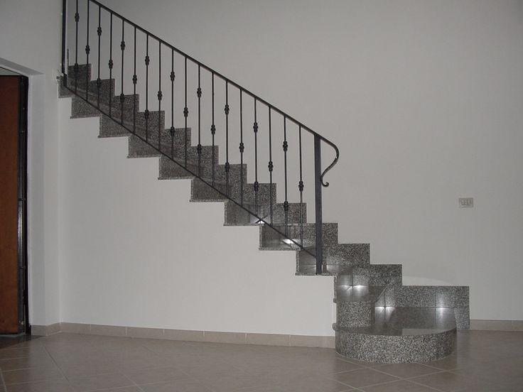 Oltre 25 fantastiche idee su ringhiere delle scale in - Progettazione scale interne ...
