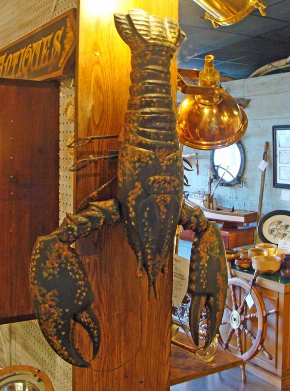 Images about folk art lobster on pinterest