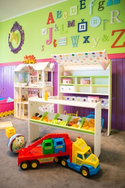 Family Cafe - Centrum kreatywnego rozwoju beautiful interior hand made DIY Poznań Family time restaurant playground