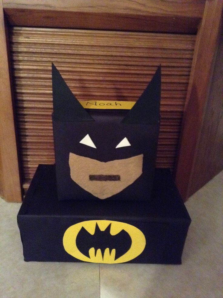 Batman Valentine Box