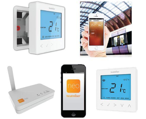 Underfloor Heating Cost Controls