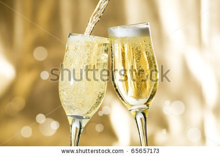 pour 2: Idea, Sparkle Wine, Tracker Win, Sparkling Wine, New Years Eve, Win Nobel