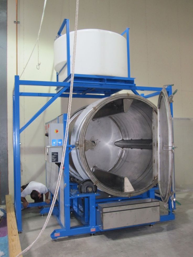 Tent Washing Machine - Marquee Tent Productions