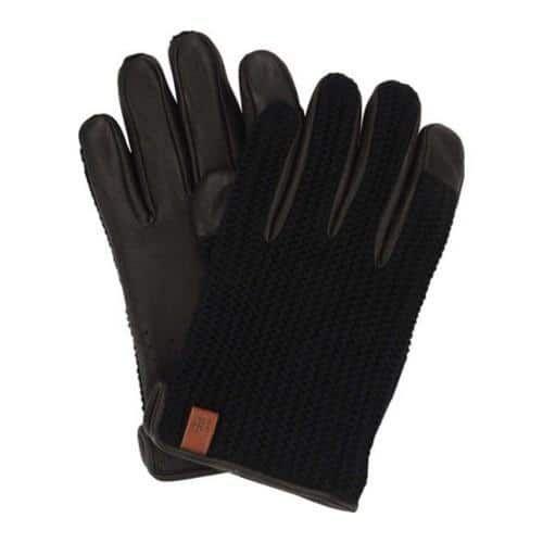 Men's Ben Sherman Knit/ Driving Glove Jet