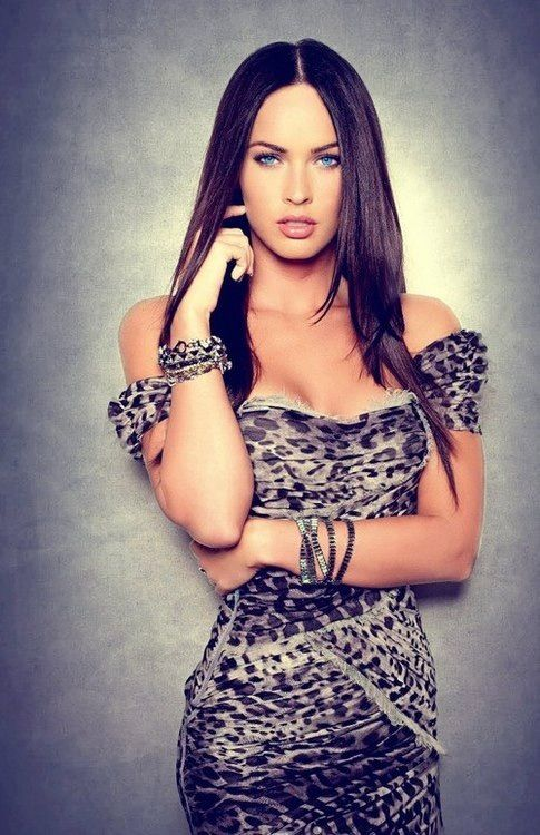 Image via We Heart It #beautiful #cute #meganfox #perfect #mostwanted