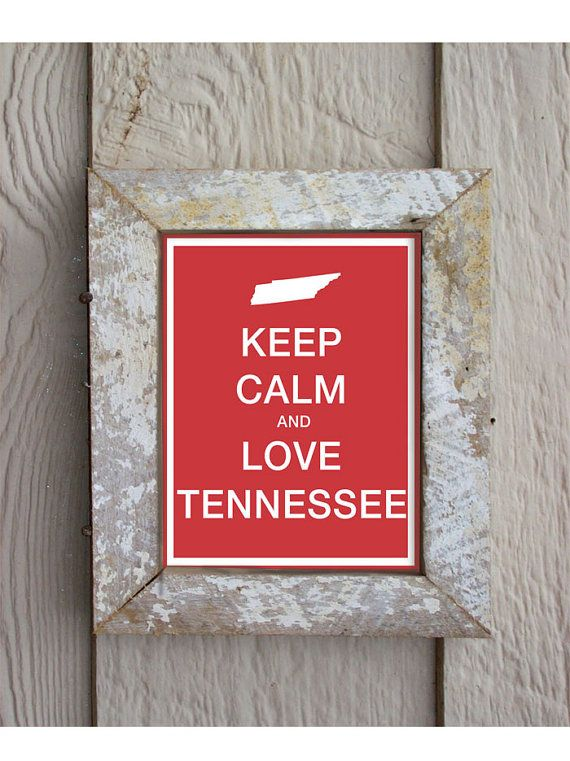 If there's any place I love as much as I love Sweet Home Alabama, it's Tennessee <3