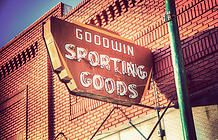 Goodwin Sporting Good -- Downtown Hays, KS