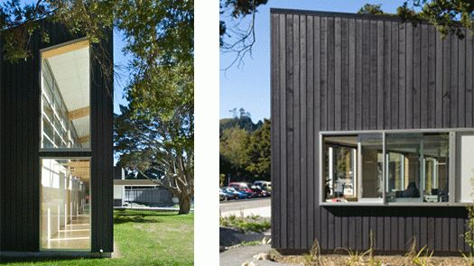grey painted pine for exterior cladding - Google Search