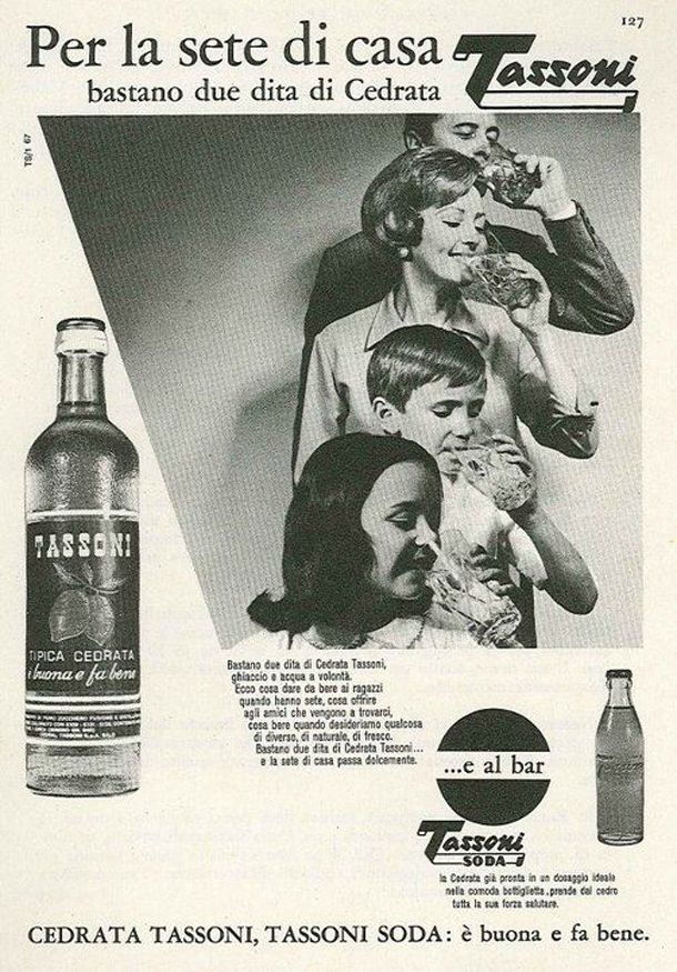 pubblicità -Vintage-della-Cedrata-Tassoni