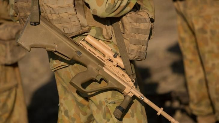 Australian Defence Force personnel have been offered a wage increase of 1.5 per cent a year.