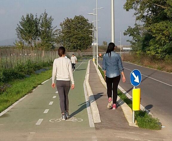 Perché camminare fa bene!