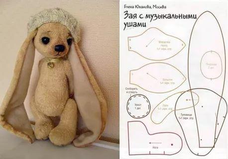 игрушки екатерины николаевой выкройки: 16 тыс изображений найдено в Яндекс.Картинках