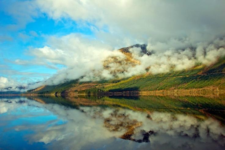 'Loch Lochy - Scottish Highlands' - Grant Duncan     Taken early morning