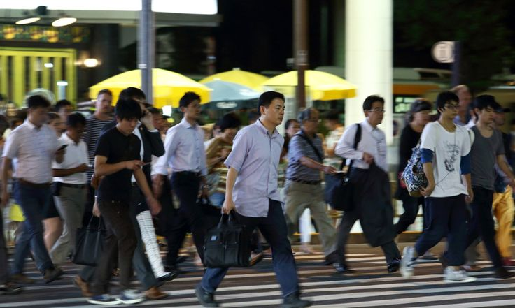 As stress levels and karoshi – deaths through overwork – increase, the Japanese government is planning a law to force workers to take paid holiday