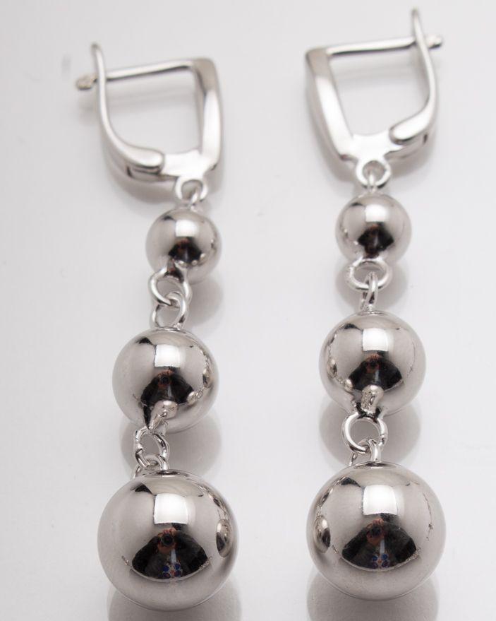 Cercei argint cod 2-2127, gr8.4