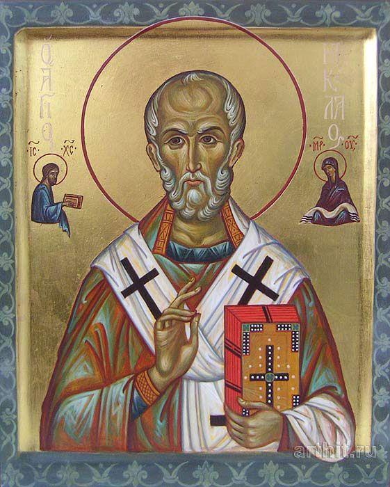 ''St. Nicolas''. Kolbneva Irina.