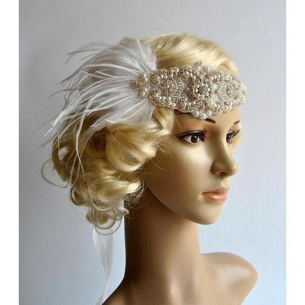 1000+ ideas about Flapper Headband on Pinterest | Flappers ...