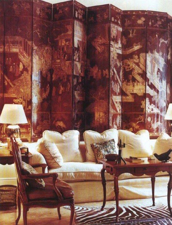 Rose Tarlow's London apartment