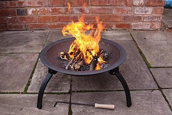 BBQ Firepit Bowl