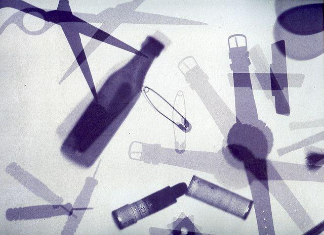 Heliografía con objetos