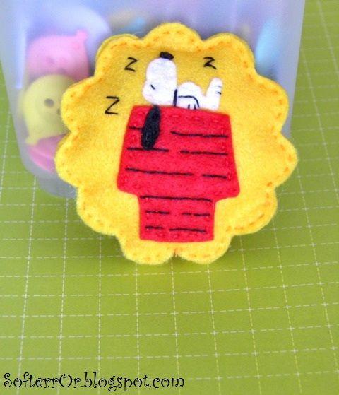 SofterrOr - Χειροποίητες Κατασκευές: ♥ Γενέθλια με Θέμα Snoopy!!! ♥