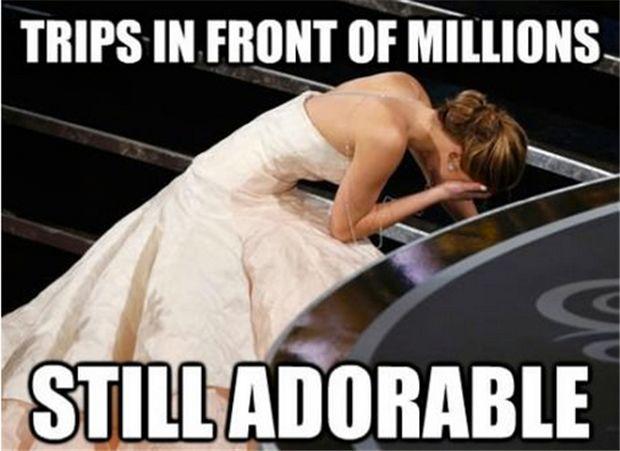 Jennifer LawrenceBest Friends, Oscars 2013, Jennifer Lawrence Oscars, Lawrence Fall, Funny, Hunger Games, Academy Awards, Actresses, Jenniferlawrence