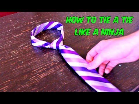 Tuti trükk: így köss nyakkendőt pillanatok alatt - Spurman