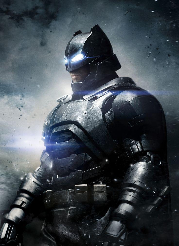 Batman (Ben Affleck) Batman v Superman by sachso74.deviantart.com on @DeviantArt