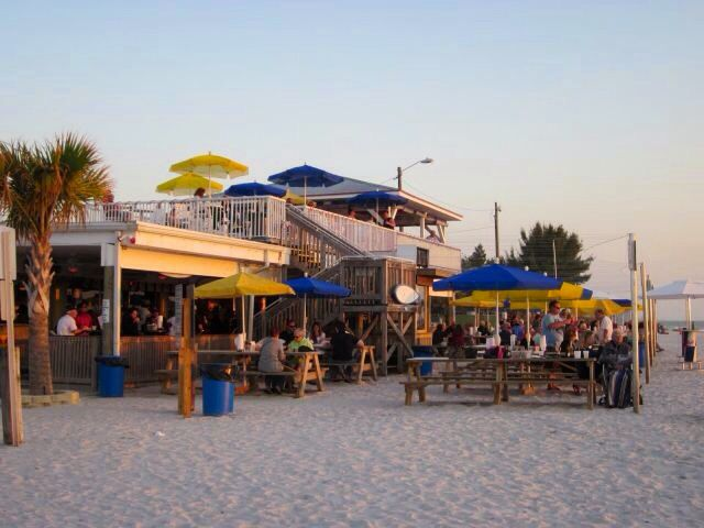 Tomatoes Restaurant In Madeira Beach Florida