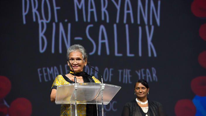 Professor Maryann Bin-Sallik, former head of Aboriginal Studies and Teacher Education at UniSA, has been named as the 2016 NAIDOC Awards Female Elder of the Year, SBS reports.