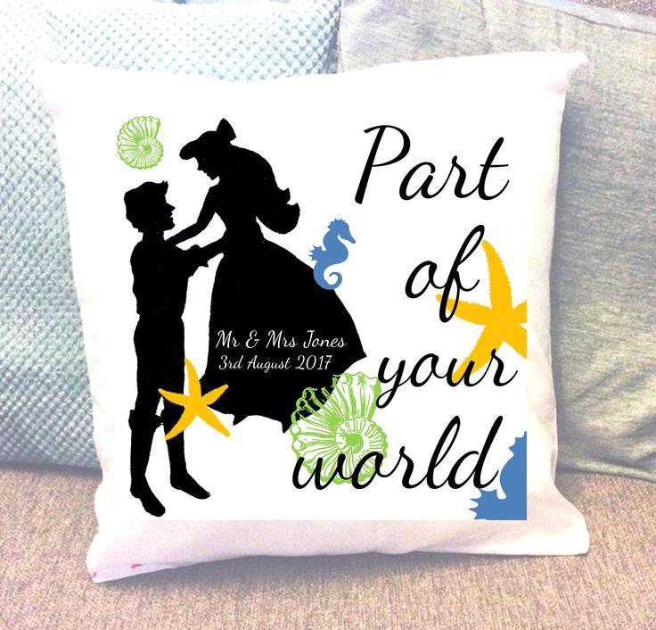 9 best Cushions images on Pinterest Disney magic Engagement