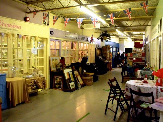 Wood Street Market - one of London's hidden gems