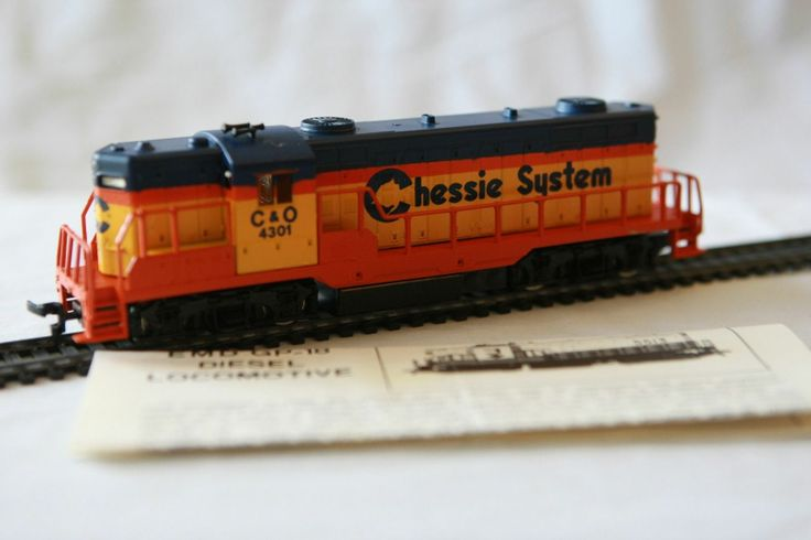 Chessie system model trains for sale