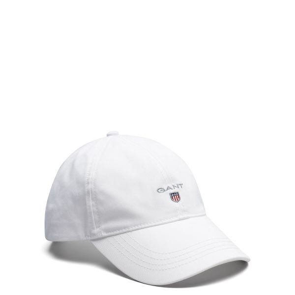 GANT - Twill Cap White for women | Offisiell nettside  Pris 300,-