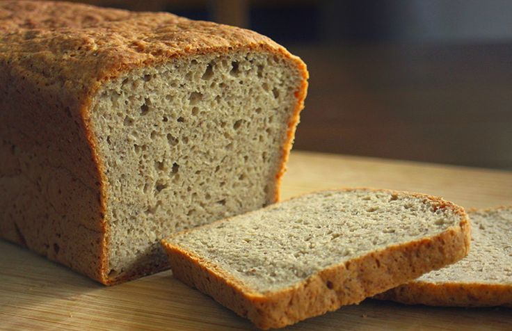 Bezglutenowy chleb jaglany - Naszakasza.dietmap.pl