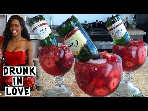 Drunk in Love Cocktail - TipsyBartender.com