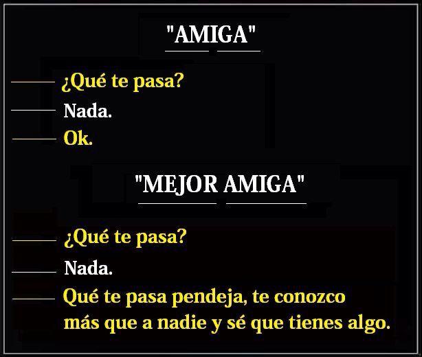 Amiga / Mejor Amiga