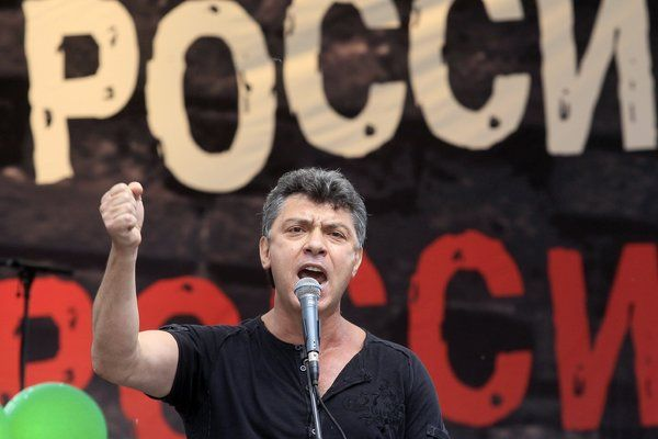 Boris Nemtsov, Critic of Putin, Is Shot Dead in Moscow - NYTimes.com
