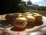 Receta A;fajores de maicena libres de gluten para La cocina de ile