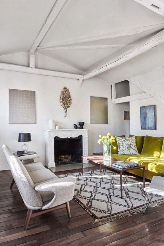 17th century home mixed with Moroccan & modern pieces