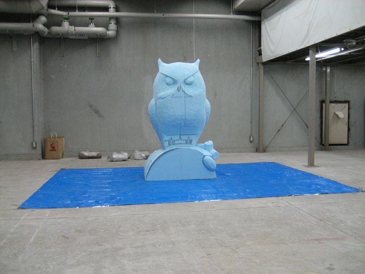 Owl (lexus Pearl White)