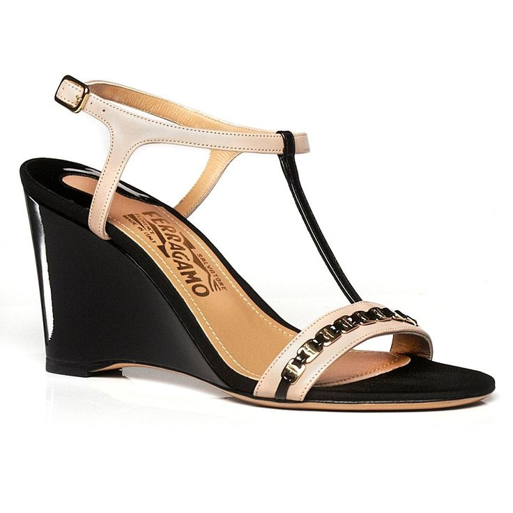 Salvatore Ferragamo Metallic T-Strap Sandals cheap price cost cheap low shipping 2014 newest cheap online cheap authentic 1fK4q