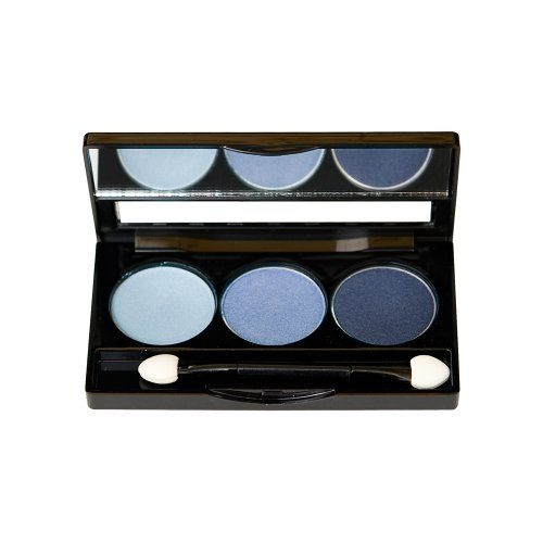 NYX Trio Eye Shadow 07 Baby Blue  Pacific  Navy *** This is an Amazon Affiliate link. Read more reviews of the product by visiting the link on the image.