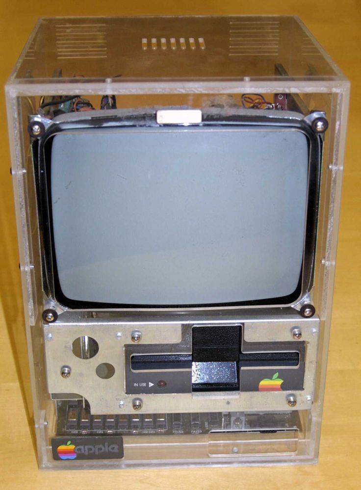 Macintosh prototype 1981 by Apple Inc