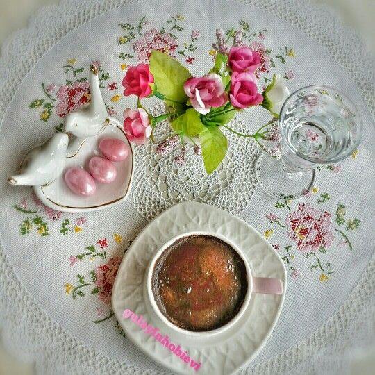 #kahvekokusu