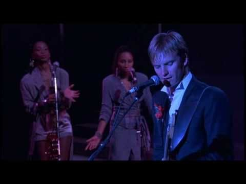 Sting - Fortress Around Your Heart - 1985 (from the movie Bring On The Night) - YouTube