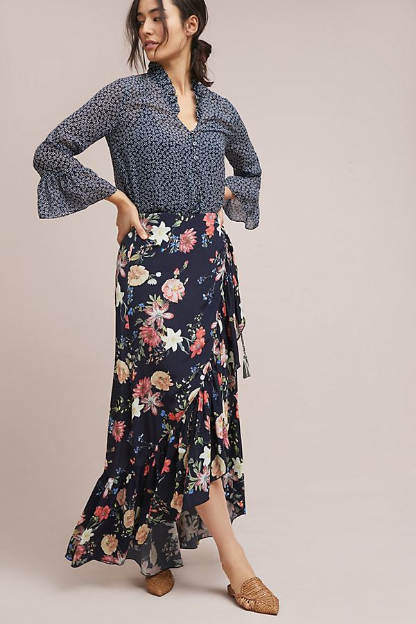 871f538e2d Farm Rio Contessa Skirt | How To Wear It | Farm rio, Maxi skirt outfits,  Skirts